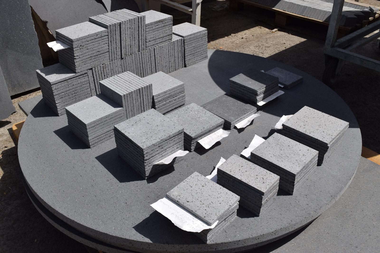 Piastrelle In Pietra Lavica : Made a mano materiali la pietra lavica maiolicata